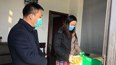 高新区党工委书记陈克元企业复工前现场督查和指导
