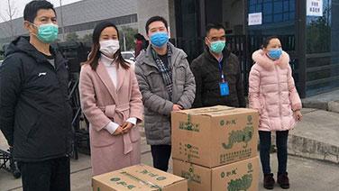 开发区领导亲赴天博app天博官方网站指导疫情防疫措施