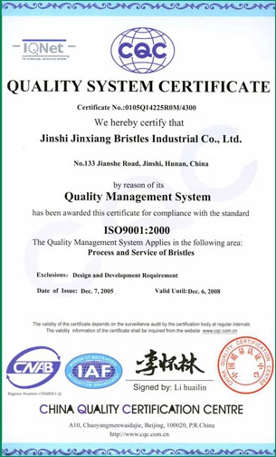 ISO9001:2000 英文